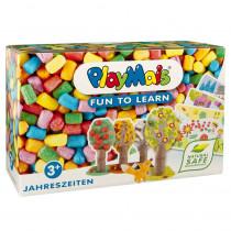 PlayMais Fun-to-Learn, Seasons - PYU160371 | Playing Unlimited Inc | Foam
