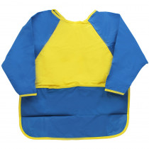 PZ-LS2 - Kinder Smocks Long Sleeves Ages 2-3 W/ Pocket in Aprons