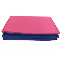 PZ-TBP202 - Toddler Kindermat Blue/Pink Without Pillow Section in Mats