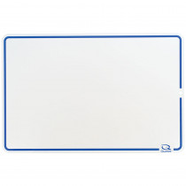 QRT12901002A - Quartet Lap Boards Dry Erase Blank 12X18 in Dry Erase Boards