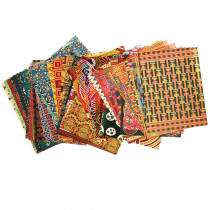 R-15199 - Around The World Paper 96 Sht Collection in Craft Paper