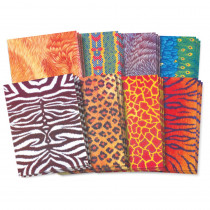 R-15256 - Amazing Animal Paper Popular Animal Patterns in Craft Paper