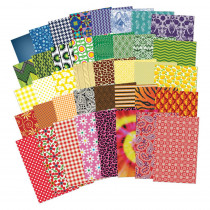 R-15289 - All Kinds Of Fabric Design Papers in General
