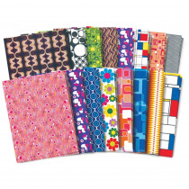 R-15303 - Retro Pop-Papers in Craft Paper