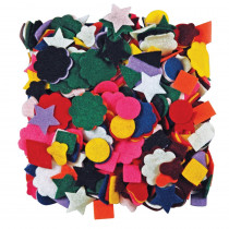 R-2138 - Felt Shapes in Felt