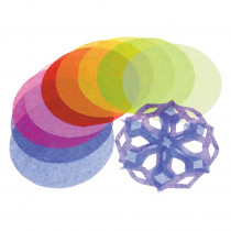 R-2172 - Tissue Circles 4 Inch in Tissue Paper
