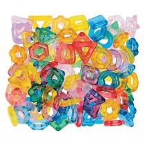 R-2183 - Fancy Stringing Rings in Beads