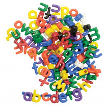 R-2186 - Lowercase Manuscript Letter Beads in Beads