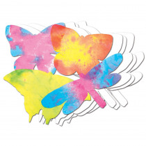 R-2445 - Color Diffusing Butterflies in Color Diffusing Paper