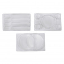 R-35050 - Roylco See Through Sorting Trays in Containers
