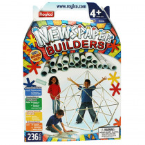 R-60550 - Roylco Newspaper Builders in Blocks & Construction Play