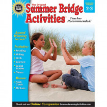 RB-904158 - Summer Bridge Activities Book Gr 2-3 in Skill Builders