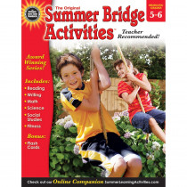 RB-904161 - Summer Bridge Activities Book Gr 5-6 in Skill Builders