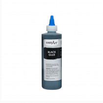 RCP149101 - Handy Art Black Glue 8Oz in Glue/adhesives