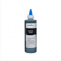 RCP149101 - Handy Art Black Glue 8Oz in Glue/adhesives
