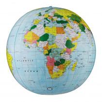 RE-15001 - Political-Inflate Globe 12 Es 12 in Globes