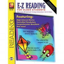 REM3050 - E-Z Reading For Older Students in Reading Skills