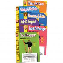 REM434 - Practical Practice 6-Set Books Reading Series in Reading Skills