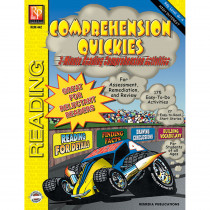 REM442 - Comprehension Quickes Reading Level 4 in Comprehension