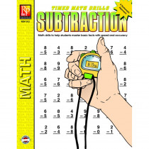 REM502 - Timed Math Facts Subtraction in Addition & Subtraction