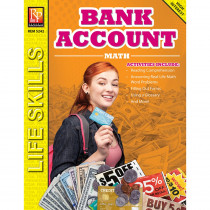 REM5242 - Bank Account Math in Activity Books