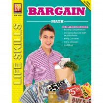 REM5243 - Bargain Math in Activity Books