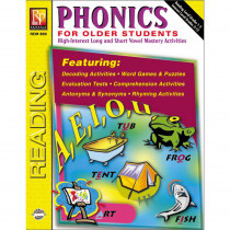 REM800 - Phonics For Older Students in Phonics