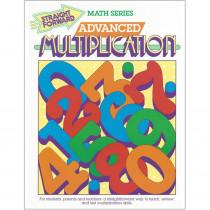 REMGP017 - Straight Forward Math Adv Multiplic in Activity Books