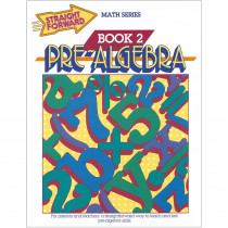 REMGP029 - Straight Forward Math Pre Alg Bk 2 in Activity Books