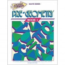REMGP030 - Straight Forward Math Pre Geo Bk 1 in Activity Books