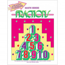 REMGP039 - Straight Forward Math Fractions in Activity Books