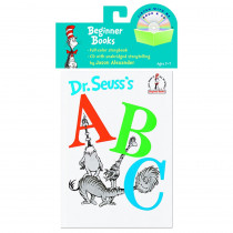 RH-9780375834967 - Carry Along Book & Cd Dr Seuss Abc in Book With Cassette/cd