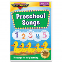 RL-323 - Preschool Songs Dvd in Dvd & Vhs