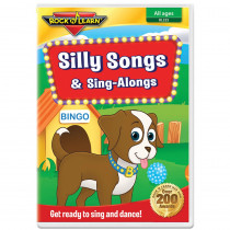 RL-325 - Silly Songs & Sing Alongs Dvd in Dvd & Vhs