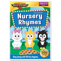 RL-382 - Nursery Rhymes Dvd in Dvd & Vhs