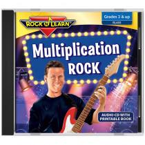 RL-405 - Rock N Learn Multiplication Rock Cd in Cds