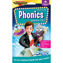 RL-901 - Phonics Double Cd & Book Program Audio/Cd in Phonics