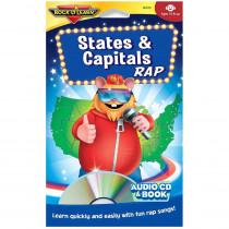 RL-915 - States & Capitals Rap Cd+Book in Books W/cd