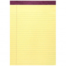 ROA74764 - Legal Pad Standard Canary in Note Books & Pads