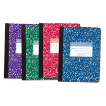 ROA77229 - Marble Composition Book Asst Colors in Note Books & Pads