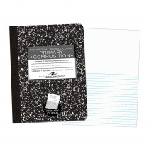 ROA97228 - Marble Composition Book Picture Story Ruled in Note Books & Pads