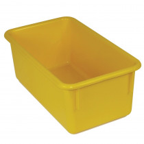 ROM12103 - Stowaway No Lid Yellow in Storage Containers
