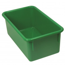 ROM12105 - Stowaway No Lid Green in Storage Containers
