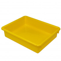 ROM15103 - 3In Yellow Stowaway Letter Tray in General