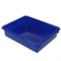 ROM15104 - 3In Blue  Stowaway Letter Tray in General