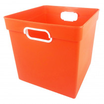 ROM72509 - Cube Bin Orange in Storage