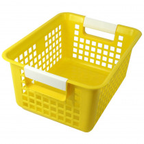 ROM74903 - Yellow Book Basket in General