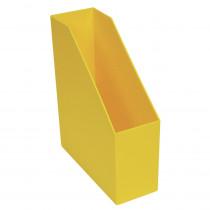 ROM77703 - Magazine File Yellow 9.5X3.5X11.5 in Storage