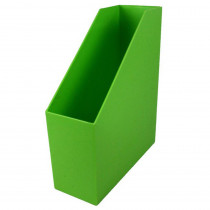 ROM77715 - Magazine File Lime Green 9.5X3.5X11.5 in Storage