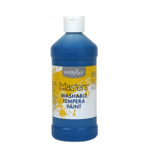 RPC211730 - Little Masters Blue 16Oz Washable Paint in Paint